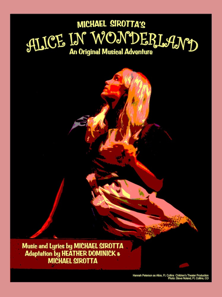 alice @ wonderland play script